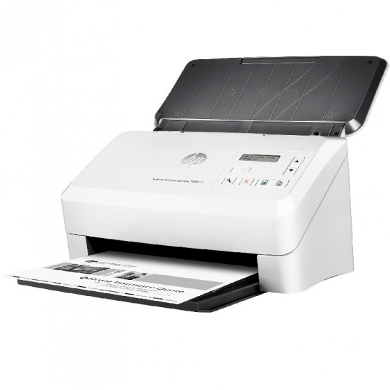 Scanner HP Scanjet Enterprise Flow 7000, S3, 75ppm, 110/220V
