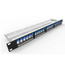 Patch Panel 24 puertos Vacio Blindado