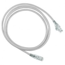 USER CORD SIEMON 10MT CAT6 BLANCO