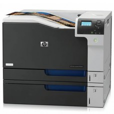 Impresora HP Color LaserJet Ent M750dn Printer 30ppm duplex y red