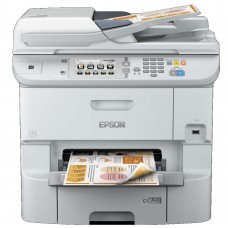Multifuncional Epson Workforce WF-6590DW, 34neg/34col, USB, Red, Wifi, Direct, Duplex