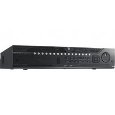 NVR Hikvision 4K 320mbps 64 canales h265 Soporta 8HDD RAID 0,1,5,10