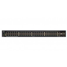 Switch Cisco SG550X-48P 48-port Gigabit PoE Stackable