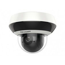 Cámara Hikvision Mini PTZ IP 2MP Zoom 4x WDR IR 20mt IK10 IP66 POE