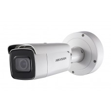 Cámara Hikvision Bullet IP 4MP H265+ IP67 WDR IR 50mt. POE VF 2.8-12mm