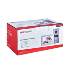 Kit Hikvision IP Video Portero Wifi IP65 IK08 Visualizacion Celular