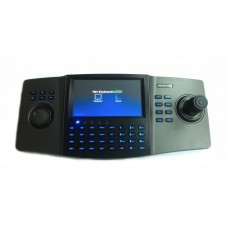 "Network Keyboard Hikvision 7"" TFT touch screen 1-ch HD 1080"