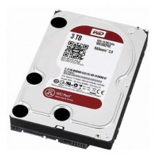 Disco Duro W. Digital RED WD30EFRX 3TB SATA3 64mb 5400rpm NAS