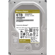 Disco Duro W. Digital Gold WD6003FRYZ 6TB 256mb 7200rpm SATA3