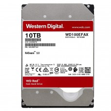 Disco Duro W. Digital Red WD100EFAX 10TB SATA3 256mb 7200rpm