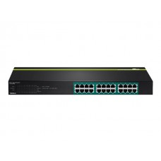 Switch Trendnet TPE TG240g 24 x 10/100/1000 PoE+ desktop rack-mountable - PoE+ 370 W