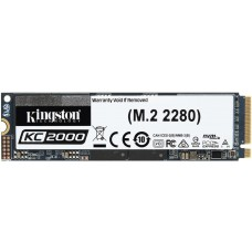 Disco SSD Kingston 2000GB KC2000 M.2 2280 NVMe