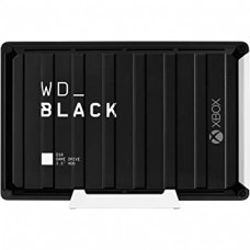 Disco Duro Ext W. Digital  Black D10 8TB, game drive