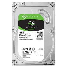 Disco Duro Int Seagate Barracuda 4TB, 256mb, 5400rpm, SATA3