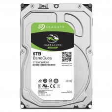 Disco Duro Int Seagate 6TB, 3.5inch, 5400RPM, Barracuda 256mb, Sata3, Uso de PC