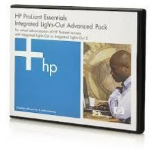 HP Integrated Lights-Out Advanced - Subscription license+ 3 Years 24x7 Support -1 server