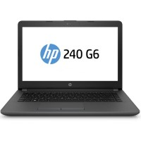 Notebook HP 240 G6 Core i5-8250U 1TB 4GB 14 W10 Pro