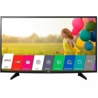 TV LG Smart 32in, 1366x768, 720p, black, HDMIx2
