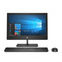 AIO HP G4, Intel Core i3-8100, 1tb, 4gb, 23.8in, Win10 Home