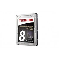 Disco Duro Interno Toshiba X300 8TB 3.5in 7200rpm 128mb