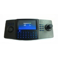 """Network Keyboard Hikvision 7"""" TFT touch screen 1-ch HD 1080"""