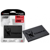 "Kingston SSD 240GB SATA 3 2.5"" 7mm Serie A400"